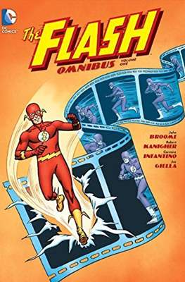 The Flash: The Silver Age Omnibus (Hardcover) #1