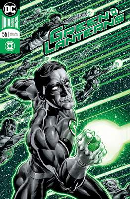 Green Lanterns Vol. 1 (2016-2018) (Comic-book) #56