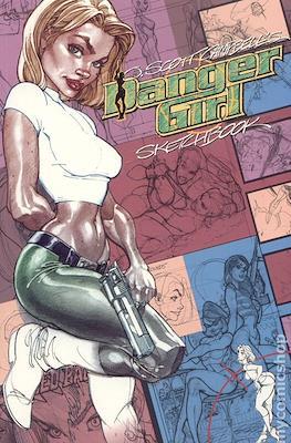 Danger Girl Sketchbook (2001)