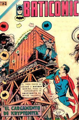 Batman - Baticomic (Rústica-grapa) #50