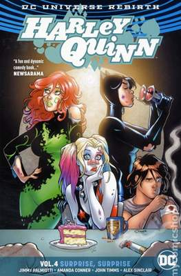 Harley Quinn (2016-2018) (Softcover 144-192 pp) #4