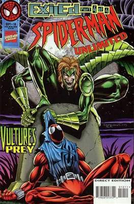 Spider-Man Unlimited (1993-1998) #10