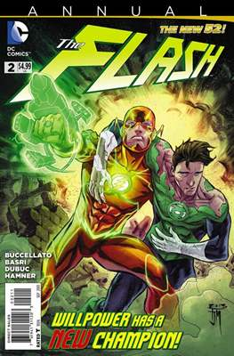 The Flash vol. 4 Annual (2011-2015) (Comic Book) #2