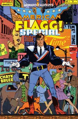 American Flagg! Special