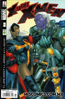 X-Treme X-Men (Grapa) #7