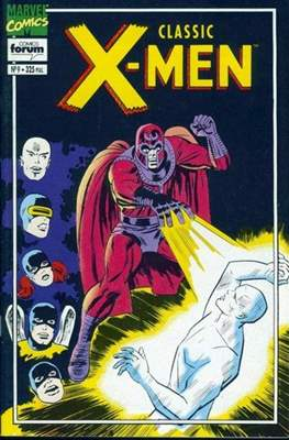 Classic X-Men Vol. 2 (1994-1995) (Grapa) #9