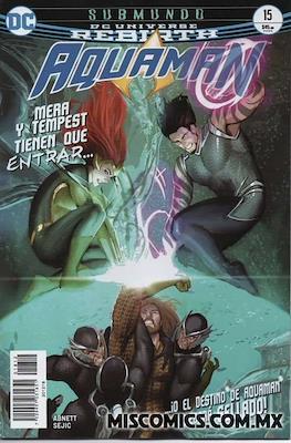 Aquaman (2017-...) (Grapa) #15