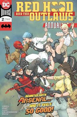 Red Hood and the Outlaws - Annual Vol. 2 (Comic book) #2