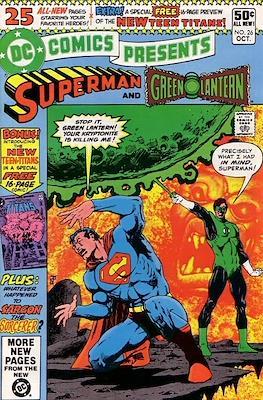 DC Comics Presents: Superman (Grapa) #26