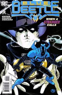 Blue Beetle Vol. 8 #5