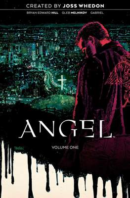 Angel (2019-) (Softcover 128 pp) #1