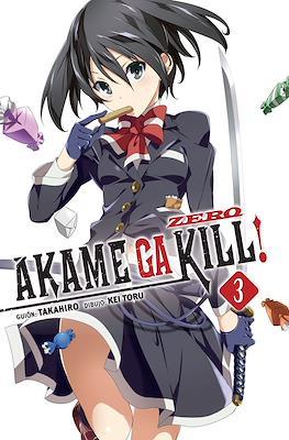 Akame ga Kill! Zero #3
