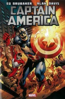 Captain America by Ed Brubaker (Hardcover) #2