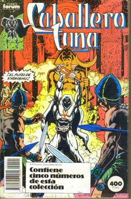 Caballero Luna (Retapado) #1