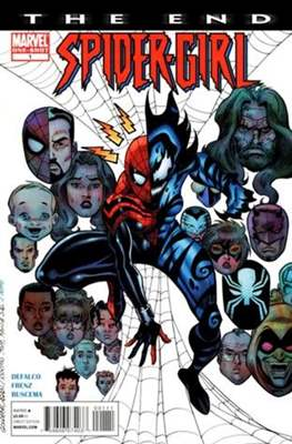 Spider-Girl: The End (2010)
