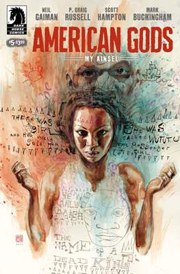 American Gods: My Ainsel (Variant Covers) (Comic Book) #5
