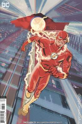The Flash Vol. 5 (2016- Variant Covers) (Comic Book) #73