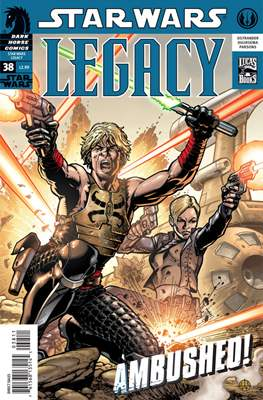 Star Wars: Legacy (Digital) #38