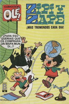 Colección Olé! 1ª etapa (Rústica 64 pp) #2