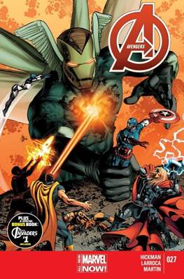 The Avengers Vol. 5 (2013-2015) (Digital) #27