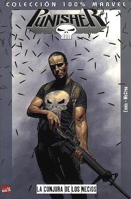 Punisher: La conjura de los necios. 100% Marvel