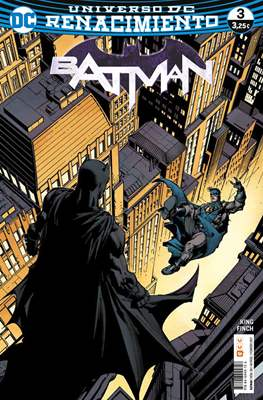 Batman: Nuevo Universo DC / Renacimiento (Grapa) #58/3