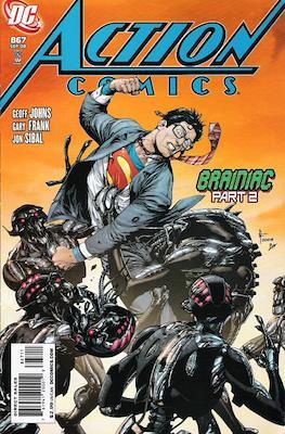 Action Comics Vol. 1 (1938-2011; 2016-) (Comic Book) #867
