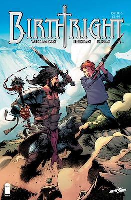 Birthright (Comic-book) #6