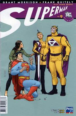 All-Star Superman (Grapa) #9