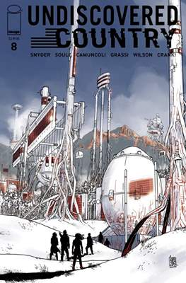 Undiscovered Country (Comic Book) #8