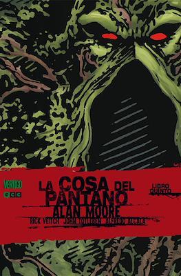 La Cosa del Pantano de Alan Moore (Cartoné.) #5