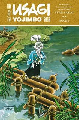 The Usagi Yojimbo Saga #6