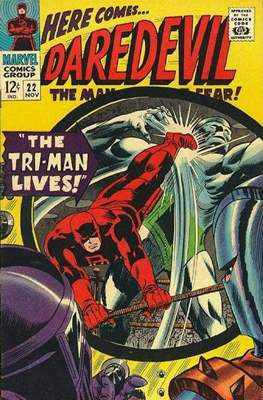 Daredevil Vol. 1 (1964-1998) (Comic Book) #22