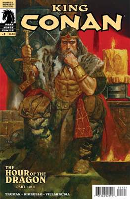 King Conan: Hour of the Dragon (32 páginas) #1