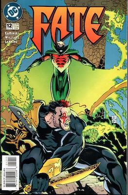 Fate (Comic-Book) #12