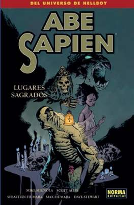 Abe Sapien (Rústica 160 pp) #5