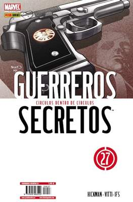 Guerreros secretos (2009-2012) (Grapa) #27