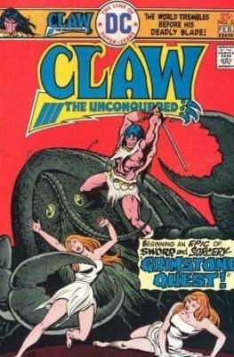 Claw the Unconquered Vol 1 #5