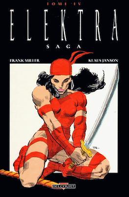 Elektra Saga (Cartonné. 48 pp) #4