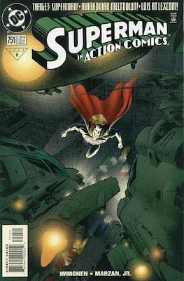 Action Comics Vol. 1 (1938-2011; 2016-) (Comic Book) #751