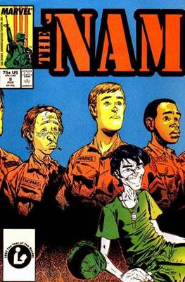 The 'Nam Vol 1 (Comic-book.) #9