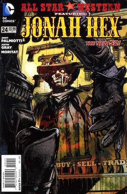All Star Western vol. 3 (2011-2014) (Comic-book) #24