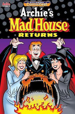 Archie's Madhouse Returns - Halloween ComicFest 2017
