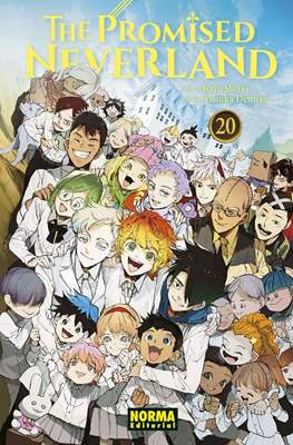 The Promised Neverland #20