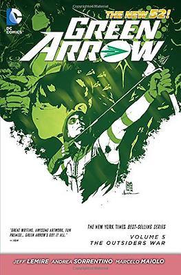 Green Arrow (2011-) New 52 (Rústica) #5