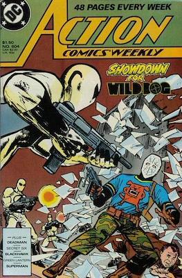 Action Comics Vol. 1 (1938-2011; 2016-) (Comic Book) #604
