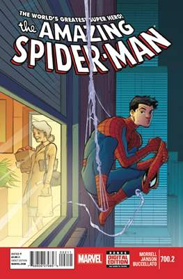 The Amazing Spider-Man Vol. 2 (1999-2014) (Comic-Book) #700.2