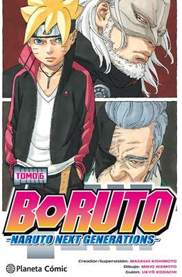 Boruto: Naruto Next Generations #6