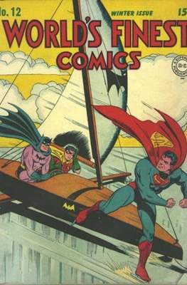 World's Finest Comics (1941-1986) (Comic Book) #12