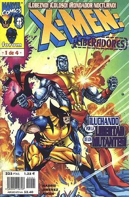 X-Men: Liberadores (1999) (Grapa 24 pp) #1